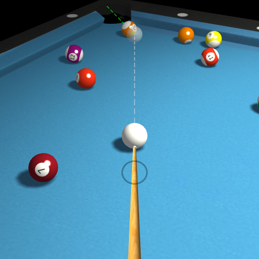 3d Billiard 8 ball Pool